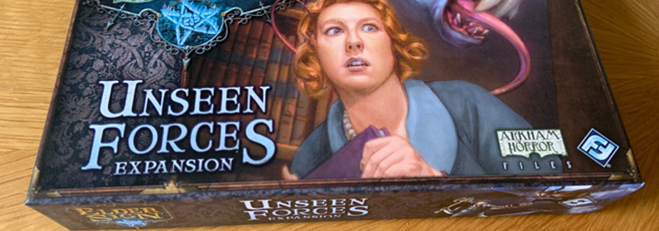 Elder Sign: Unseen Forces Expansion Review