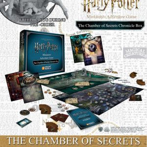Harry Potter Miniatures Game: The Chamber of Secrets Chronicle Box