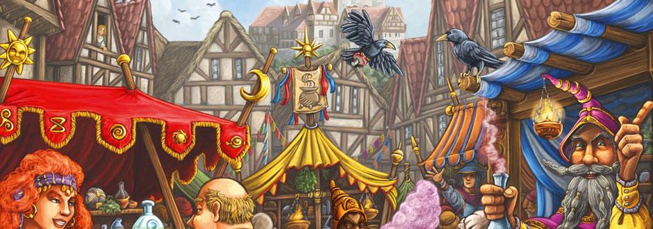 How To Play – The Quacks of Quedlinburg