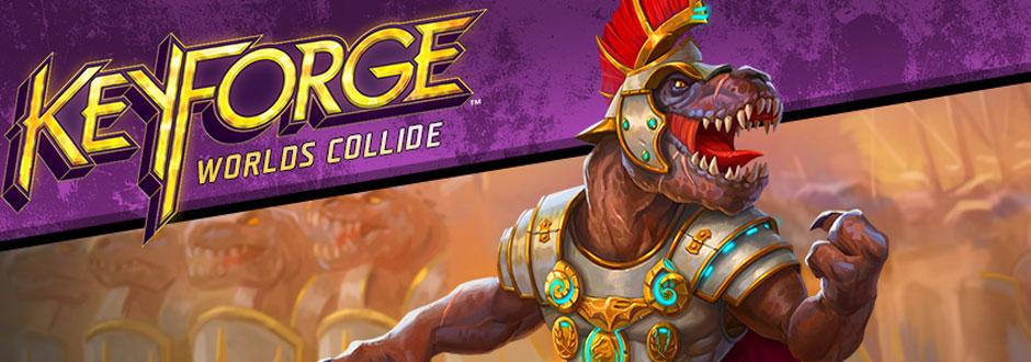 KeyForge: Worlds Collide Revealed