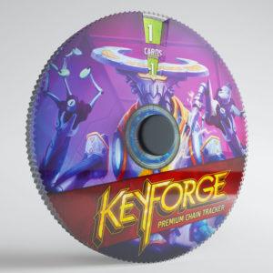 Keyforge Premium Chain Tracker