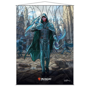 MTG: Jace Stained Glass Wall Scrolls