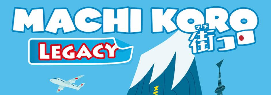 Machi Koro Legacy – Preview