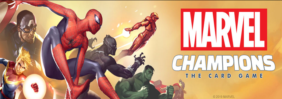 Marvel Champions - The Card Game Revealed