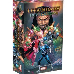 Marvel Legendary Revelations Expansion
