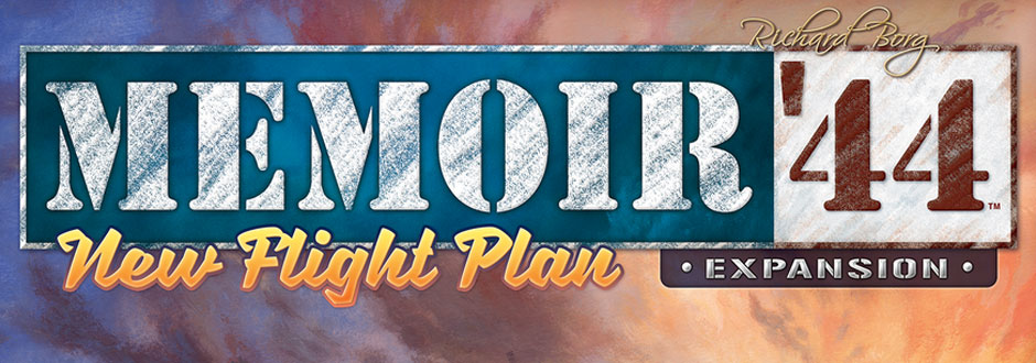 Video – Memoir '44: New Flight Plan Unboxing
