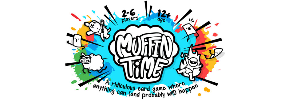 New to Kickstarter – Muffin Time