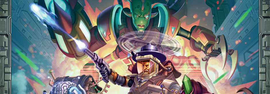 News – Clank! In! Space! Cyber Station 11 Expansion Revealed