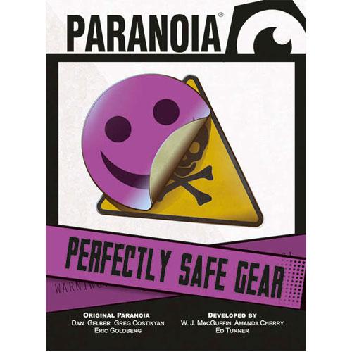 Paranoia: Truth or Dare