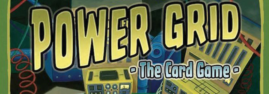Power Grid: The Card Game Review
