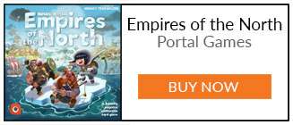 Roll & Write - Buy Empires of the North