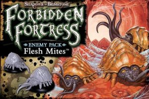 Shadows of Brimstone Expansion: Flesh Mites Enemy Pack
