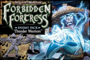 Shadows of Brimstone Expansion: Thunder Warriors Enemy Pack