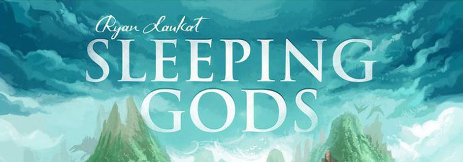 New to Kickstarter: Sleeping Gods