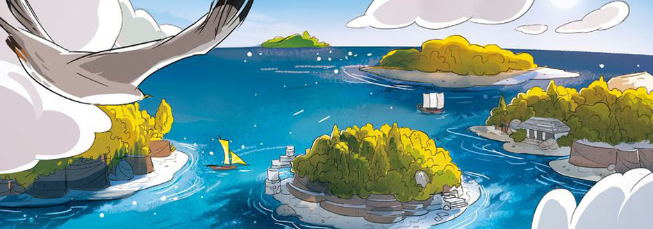 Video – Small Islands Unboxing
