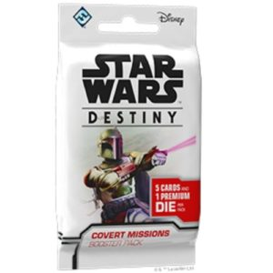 Star Wars Destiny: Covert Missions Booster Pack