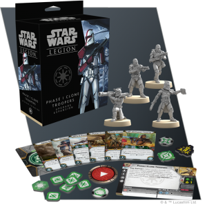 Star Wars: Legion - Phase I Clone Trooper Upgrade Expansion