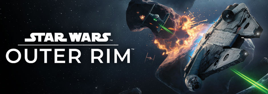 Video – Star Wars: Outer Rim Unboxing