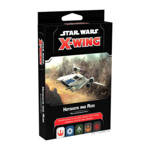Star Wars: X-Wing - Hotshots And Aces Reinforcement Pack