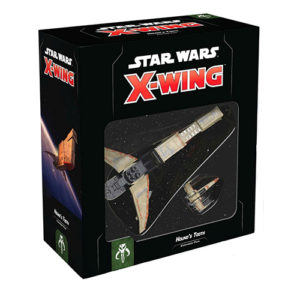 Star Wars: X-Wing - Hounds Tooth Expansion Pack