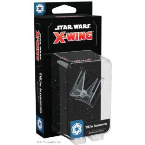Star Wars: X-Wing - Tie Interceptor Expansion Pack