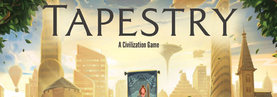 News – Tapestry Revealed by Stonemaier Games