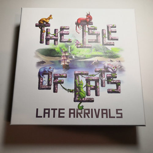 The Isle of Cats Expansion Late Arrivals