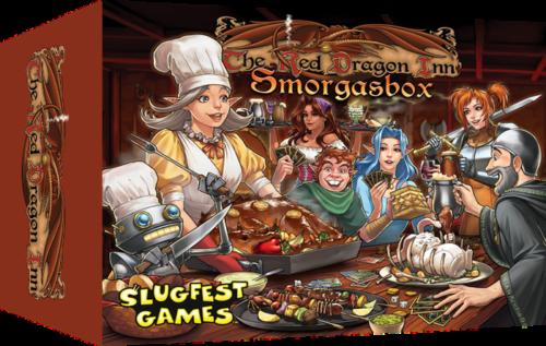 The Red Dragon Inn: Smorgasbox