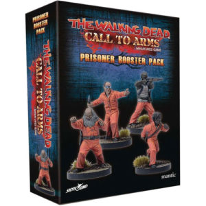 The Walking Dead: Call to Arms: Prisoner Booster Pack