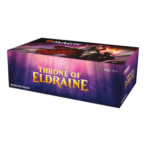 MTG: Throne of Eldraine Booster Box