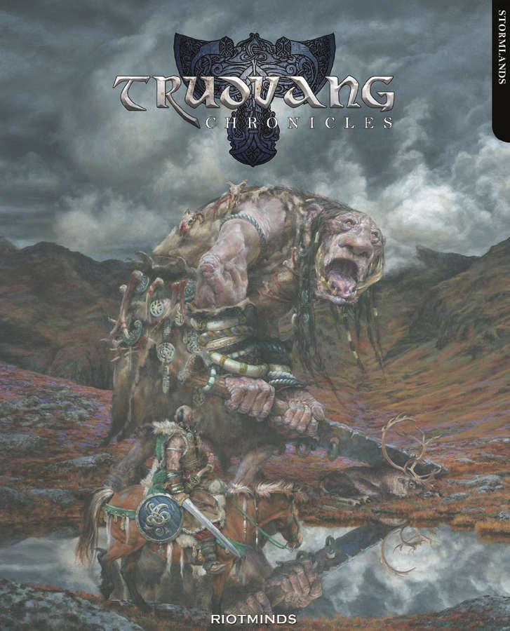 Trudvang Chronicles RPG: Stormlands Sourcebook