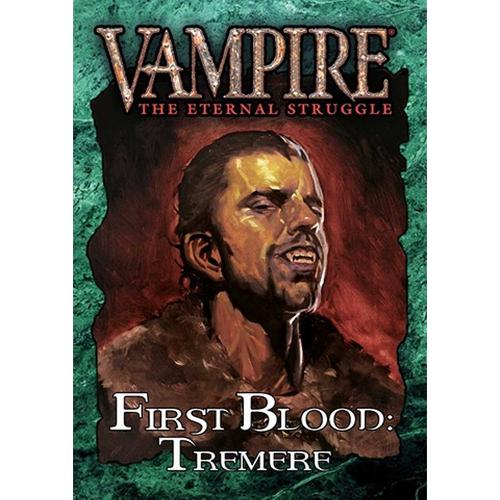 Vampire First Blood Tremere