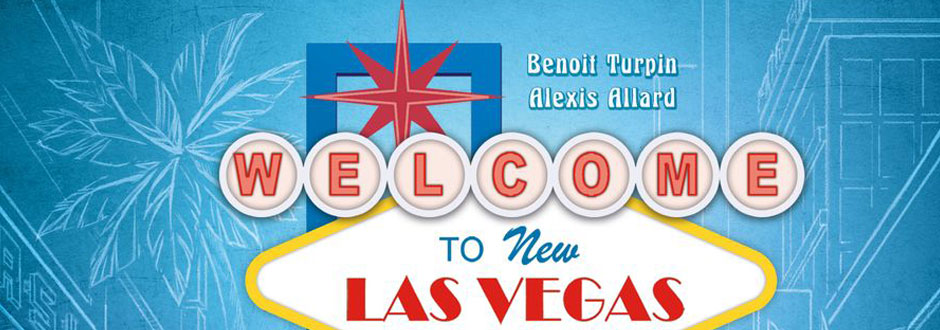 News – Welcome to…heads to Las Vegas