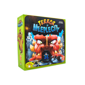 Terror in Meeple City (Was Rampage)