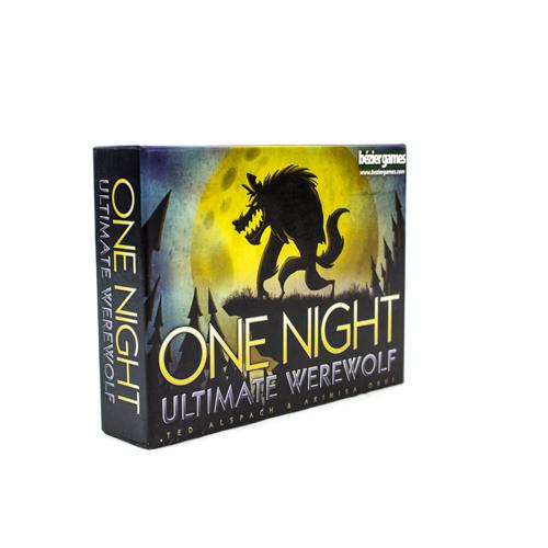 One Night Ultimate Werewolf   Board Game   Zatu Games UK