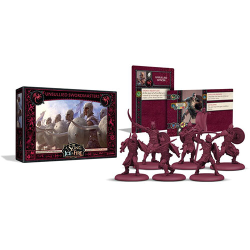 A Song of Ice and Fire: Targaryen Unsullied Swordmasters Expansion