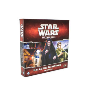 Star Wars LCG: Galactic Ambitions Deluxe Expansion