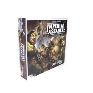 Star Wars: Imperial Assault - Jabbas Realm Expansion
