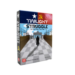 Twilight Struggle: Deluxe edition