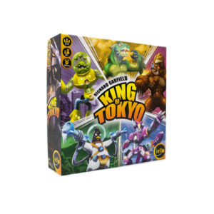 King of Tokyo Second Edition