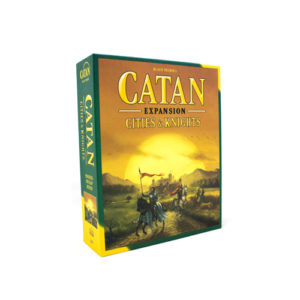 Catan: Cities & Knights (2015 Refresh)