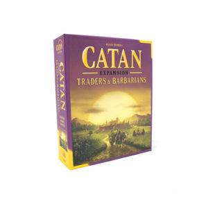 Catan: Traders & Barbarians (2015 Refresh)