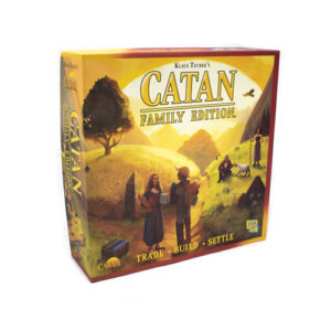 Settlers of Catan: Family Edition