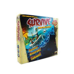 Survive: Escape from Atlantis 30th Anniversary Edition