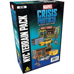 Marvel Crisis Protocol: NYC Terrain Expansion