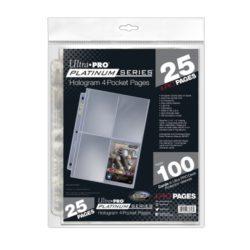 Platinum Series 4-Pocket Pages