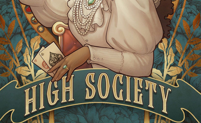 Games of the Month - High Society