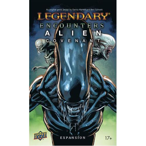 Legendary Encounters: Alien Covenant Expansion