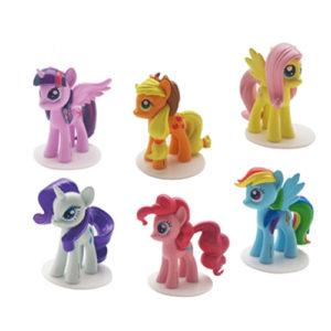 My Little Pony 3D Figurine Capsule