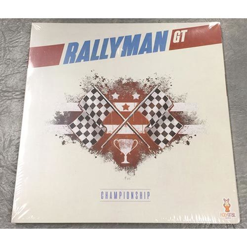 Rallyman GT Championship Expansion
